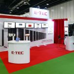 E-TEC Stand - Data Centre World 2017