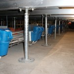 Under Floor Turnkey Data Centre