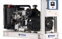 Teksan Generator - Lovol Engine