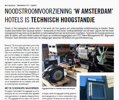 W Hotels Amsterdam